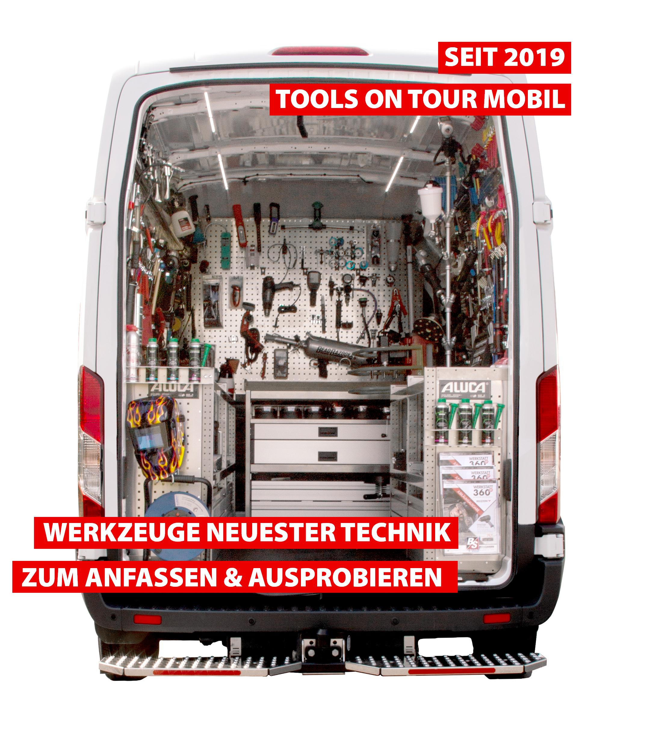 toolsontour