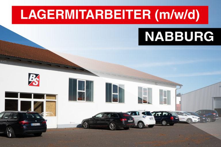 Lagermitarbeiter m/w/d Nabburg