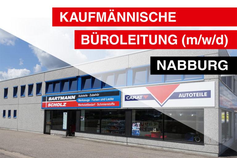 Stelle NAB_Bueroleitung